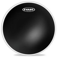 "Evans Black Series TT18CHR Bottom Two Ply 18"" Black Drumhead Drum Head"