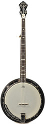 "Gretsch G9420 Broadkaster® ""Supreme"" 5-String Resonator Banjo"