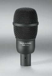 Audio-Technica PRO25ax Pro Series Hypercardioid Dynamic Instrument Microphone