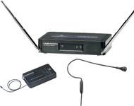 Audio-Technica ATW-251H92-T8 200 Series Headworn Microphone Receiver - Black