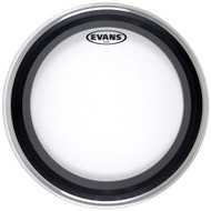 "Evans EMAD Series BD22EMAD Bass Drumhead Single Ply 22"" Clear Drumhead Drum Head"