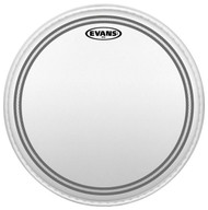"""Evans EC2 Series B13EC2S Batter Two Ply 13"""" Coated Drumhead Drum Head"""