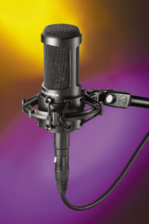 Audio-Technica AT2050 Multi-pattern Studio Condenser Vocal Microphone