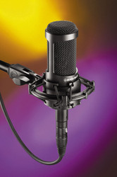 Audio-Technica AT2035 Large Diaphragm Studio Condenser Vocal Microphone