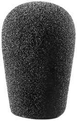 Audio-Technica AT8159 Microphone Foam Lavalier Windscreen S1/S11  - Black