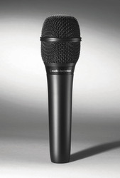 Audio-Technica AT2010 Pro Cardioid Handheld Condenser Vocal Microphone