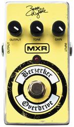 MXR ZW44 Berzerker Overdrive Guitar Effect Pedal