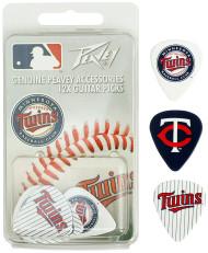 Peavey MLB Minnesota Twins  Guitar/Bass 12 Piece Pick Pack