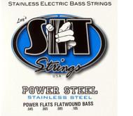 SIT PF45105L Power Flat Bass  - Medium Light (45-105) - 3 PACK