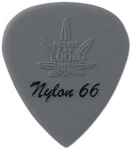 Pickboy Hi-Modulous Gray Reefer Nylon 66 Guitar/Bass Pick 1.00mm (10pk)