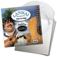 Lanikai Aquila New Ukulele Nylgut Strings Tenor High G Set