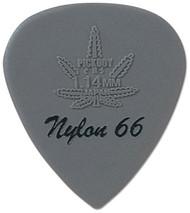 Pickboy Hi-Modulous Gray Reefer Nylon 66 Guitar/Bass Pick 1.14mm (10pk)