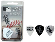 Peavey MLB Chicago White Sox  Guitar/Bass 12 Piece Pick Pack