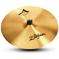 "Zildjian A0268 A Series 18"" A Zildjian Fast Crash Drum Set Cymbal FREE Stick Bag & Sticks"