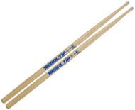 Regal Tip 007E E Series Hickory/Nylon 7A-E Wood Drum Set/Kit Drumsticks - 3 Pair