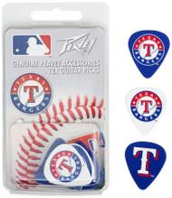 Peavey MLB Texas Rangers  Guitar/Bass 12 Piece Pick Pack