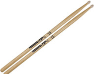 Regal Tip 107NT Classic Series Hickory/Nylon 7A Drum Set/Kit Drumsticks - 3 Pair