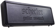 Schecter Hardshell Stilleto Electric Bass HardCase - SGR-5SB - Black