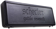 Schecter Hardshell C-Shape Electric Bass Hard Case - SGR-6B - Black