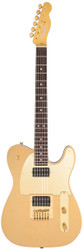 Fender Squier® J5 John 5 Telecaster® Electric Guitar - Frost Gold