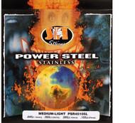 SIT PSR45105L Power Steel Bass Guitar Strings - Medium Light (45-105) - 6 PACK