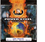 SIT PSR45100L Power Steel Bass Guitar Strings - Light (45-100) - 6 PACK