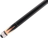 McDermott Star S12 Maple Black Red Points Pool/Billiard Cue Stick -  Free Case