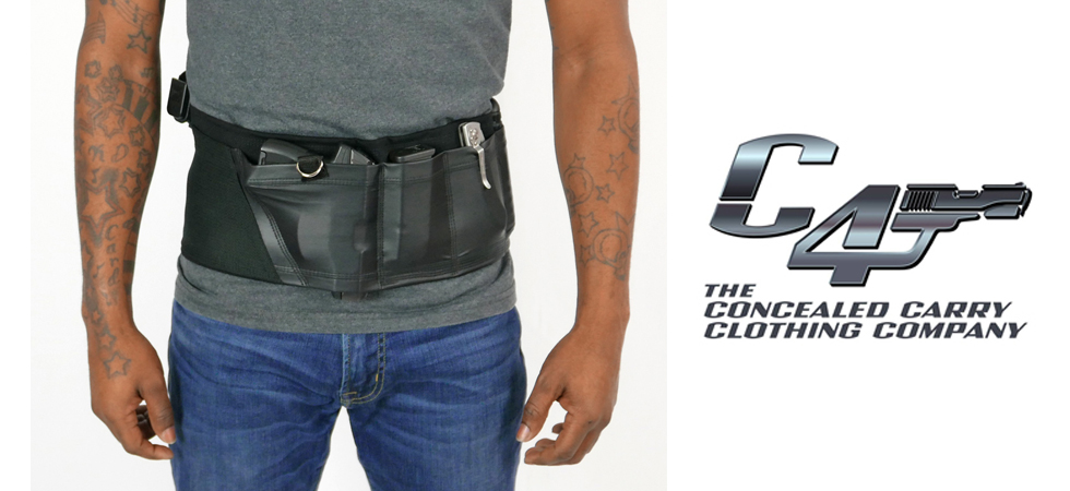 C4 The Concealed Carry Clothing Company