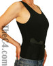 holster tank top for women
