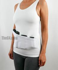 Reversible Multi- Pocket Tank Top, For Women