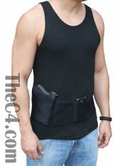 Reversible Multi- Pocket Tank Top, For Men