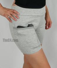C4 thigh holster shorts