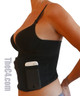 bra holster for guns