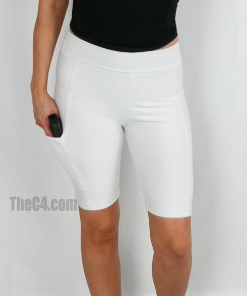 C4 Holster Capri Shorts