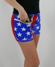 Wonder Wear Thigh Holster Shorts