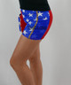 the C4 thigh holster shorts for women