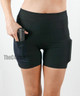 C4 High Waist holster shorts