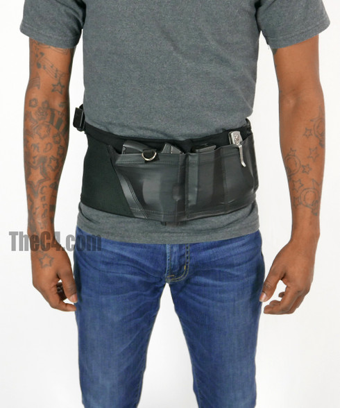 belly band holster for running