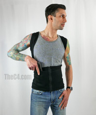 C4 men's holster tank top