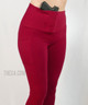 red concealed carry leggings