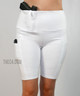 Long Shorts with Two Waistband Holsters