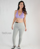 gray concealed carry leggings