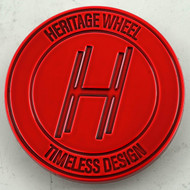 Heritage Wheel Replacement Center Cap - Candy Color