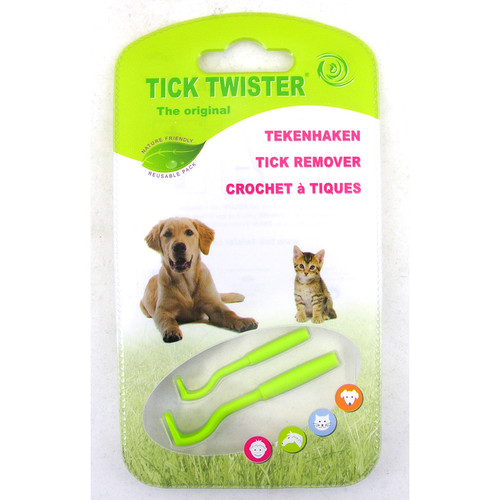 Tick Twister the best and safest tick removing tool for dogs,cats,horses and people | Love A Dog/Love A Pet