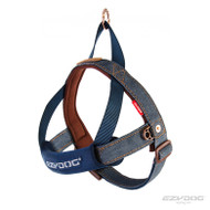 EzyDog Denim Quick Fit harness