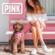 Ezydog Pink Chest Plate Harness Love A Pet