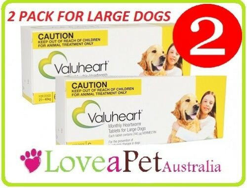Valuheart Gold 2 pack Love A Pet Australia