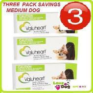 Valuheart Green 3 pack Love A Pet Australia