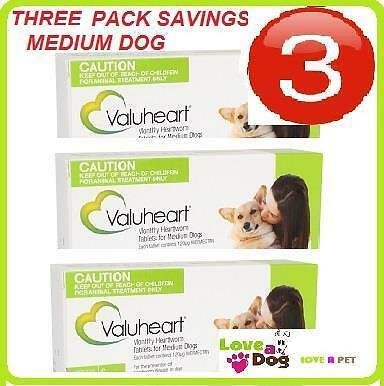 Valuheart Green 3 pack Love A Pet Australia