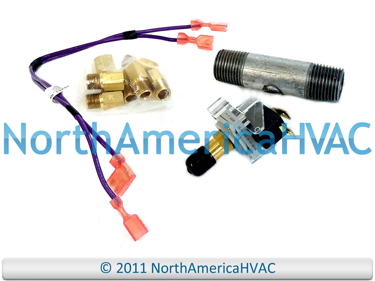 York Coleman Luxaire Furnace LP Gas Valve Conversion Kit 1NP0347 1NP0348  1NP0349